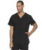 Photograph of Advance Men's Men's V-Neck Top Black DK750-BLK