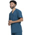 Photograph of Dickies Advance Men's V-Neck Top in Caribbean Blue