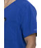 Photograph of Dickies Advance Men's V-Neck Top in Galaxy Blue