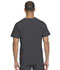 Photograph of Dickies Advance Men's V-Neck Top in Pewter