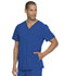 Photograph of Advance Men's Men's V-Neck Top Blue DK750-ROY