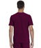 Photograph of Dickies Advance Men's V-Neck Top in Wine
