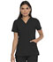 Photograph of Dickies Advance V-Neck Top With Patch Pockets in Black