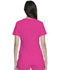 Photograph of Advance Women V-Neck Top With Patch Pockets Pink DK755-HPKZ