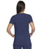 Photograph of Dickies Advance V-Neck Top With Patch Pockets in D-Navy