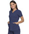 Photograph of Advance Women V-Neck Top With Patch Pockets Blue DK755-NVYZ