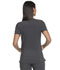 Photograph of Advance Women's V-Neck Top With Patch Pockets Gray DK755-PWT