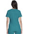 Photograph of Advance Women V-Neck Top With Patch Pockets Blue DK755-TLB