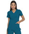 Photograph of Advance Women's V-Neck Top Blue DK760-CAR