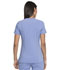 Photograph of Dickies Advance V-Neck Top in Ciel Blue
