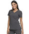 Photograph of Dickies Advance V-Neck Top in Pewter