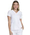 Photograph of Advance Women V-Neck Top White DK760-WHT