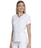 Photograph of Dickies Advance V-Neck Top in White