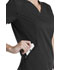 Photograph of Dickies Dynamix V-Neck Top in Black