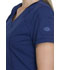 Photograph of Dickies Dynamix V-Neck Top in Navy