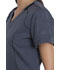 Photograph of Dickies Dickies Dynamix V-Neck Top in Pewter