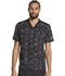 Photograph of Dickies Dickies Prints Men's V-Neck Top in Let's Play Ball
