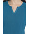 Photograph of Dickies Advance Shaped V-Neck Top in Caribbean Blue