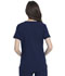 Photograph of Dickies Advance Shaped V-Neck Top in D-Navy