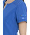 Photograph of Dickies Advance Shaped V-Neck Top in Royal