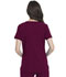 Photograph of Dickies Advance Shaped V-Neck Top in Wine
