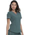 Photograph of Dickies Retro V-Neck Top in Mallard Green