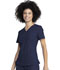 Photograph of Dickies Retro V-Neck Top in Navy