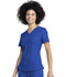 Photograph of Dickies Retro V-Neck Top in Royal