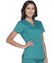 Photograph of Dickies Gen Flex V-Neck Top in Teal