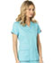 Photograph of Gen Flex Women's V-Neck Top Blue DK800-ITQZ