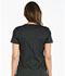 Photograph of Dickies Essence V-Neck Top in Black