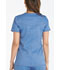 Photograph of Dickies Essence V-Neck Top in Ciel Blue