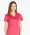 Photograph of Essence Women's V-Neck Top Pink DK803-HPKZ