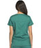 Photograph of Dickies Essence V-Neck Top in Hunter Green