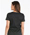 Photograph of Dickies Essence Mock Wrap Top in Black