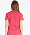 Photograph of Dickies Essence Women's Mock Wrap Top Pink DK804-HPKZ
