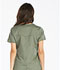 Photograph of Dickies Essence Mock Wrap Top in Olive