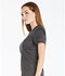 Photograph of Dickies Essence Women's Mock Wrap Top Gray DK804-PWT