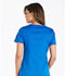 Photograph of Dickies Essence Mock Wrap Top in Royal