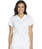 Photograph of Dickies Essence Mock Wrap Top in White