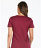 Photograph of Essence Women's Mock Wrap Top Red DK804-WIN