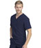 Photograph of Dickies Retro Men's V-Neck Top in Navy