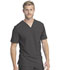 Photograph of Dickies Retro Men's Tuckable V-Neck Top in Pewter