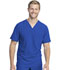 Photograph of Dickies Retro Men's Tuckable V-Neck Top in Royal