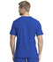 Photograph of Retro Men Men's V-Neck Top Blue DK810-ROY