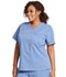 Photograph of Dickies Dickies Balance Tuckable V-Neck Top in Ciel Blue