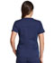 Photograph of Dickies Dickies Balance Tuckable V-Neck Top in Navy