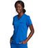 Photograph of Dickies Dickies Balance Tuckable V-Neck Top in Royal