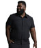 Photograph of Dickies Dickies Dynamix Men's Button Front Collar Shirt in Black