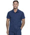 Photograph of Dickies Dickies Dynamix Men's Button Front Collar Shirt in Navy